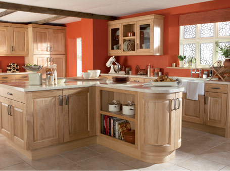 Glasgow Kitchen Design Company The Thistle Kitchen Style Designed At Black Orchid Kitchens