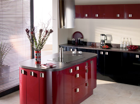 Glasgow Kitchen Design Company The Primrose Kitchen Style Designed At Black Orchid Kitchens