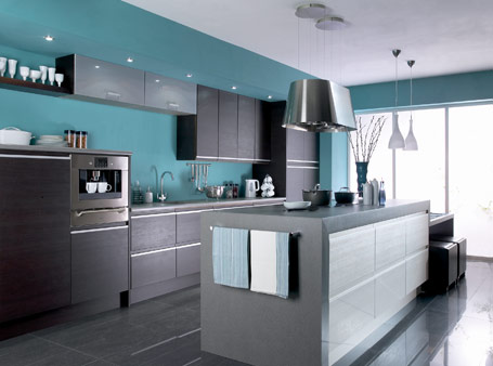 black orchid kitchen design bespoke designer kitchens glasgow - Designer Kitchens Images